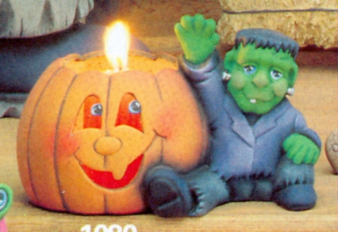 Halloween Ceramic Bisque Items And More At Ceramic Decor And