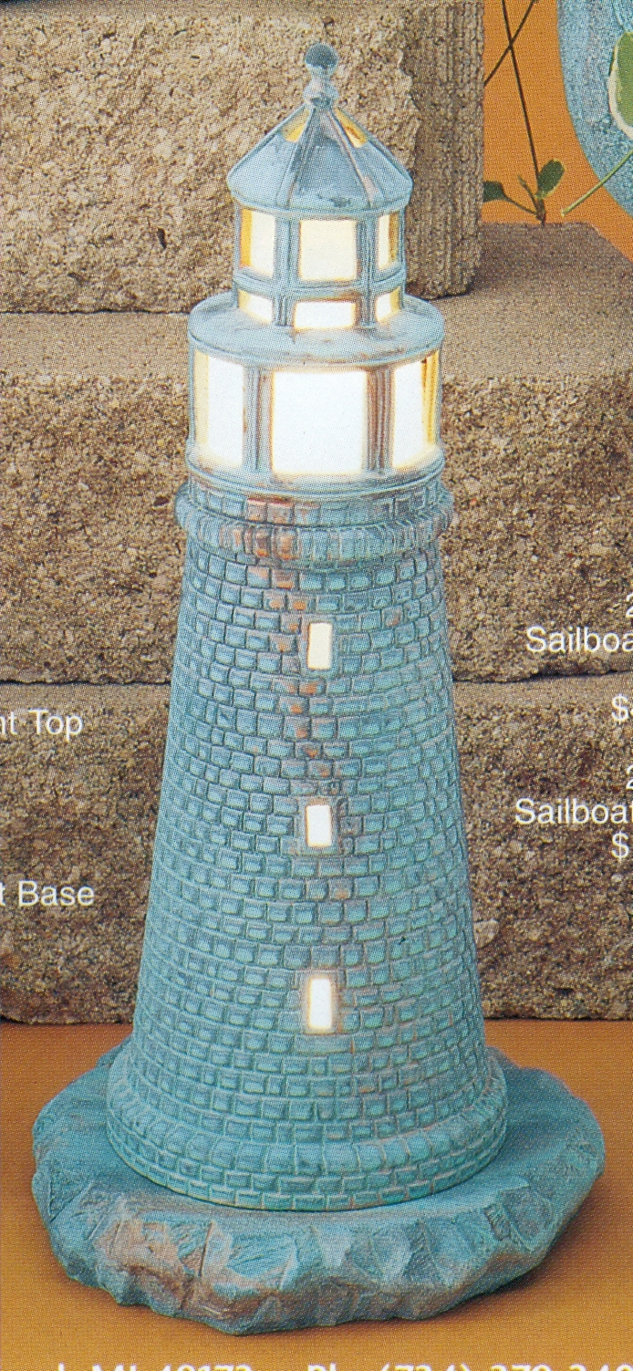 Ceramic Bisque Lighthouses And More At Ceramic Decor And